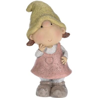 Krasnal ogrodowy Amy, 14 cm