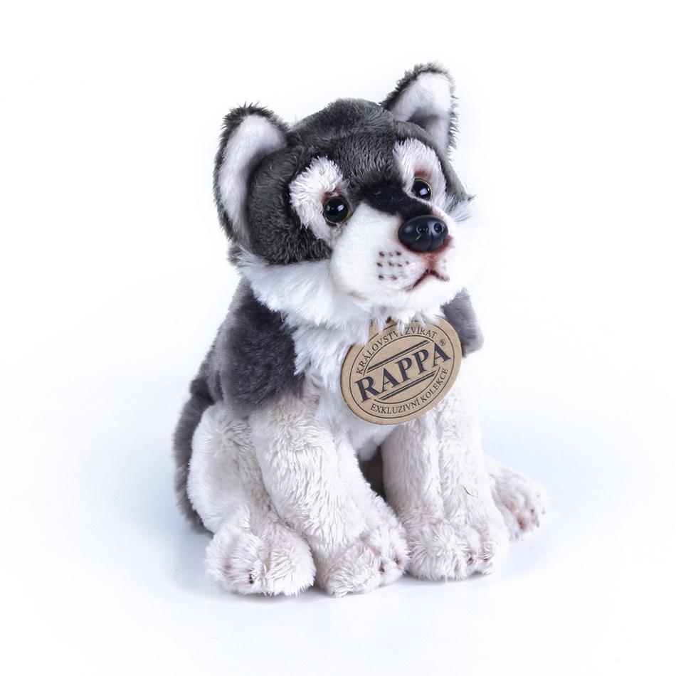 Rappa Plyšový vlk, 15 cm