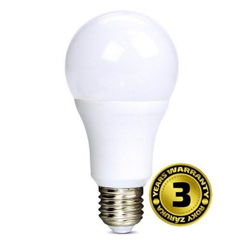 Solight LED Žiarovka 12 W, E27, 4000 K, 270°, 1010lm, denná biela