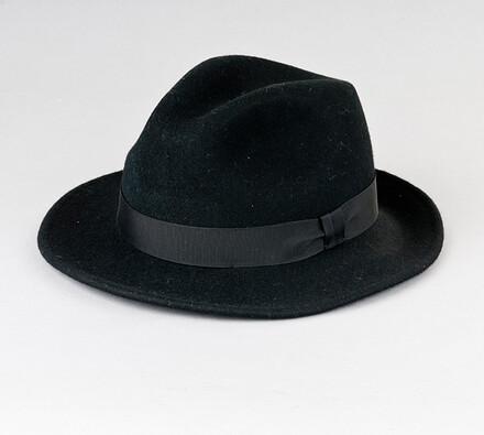 Pánský klobouk Karpet 8073, černý