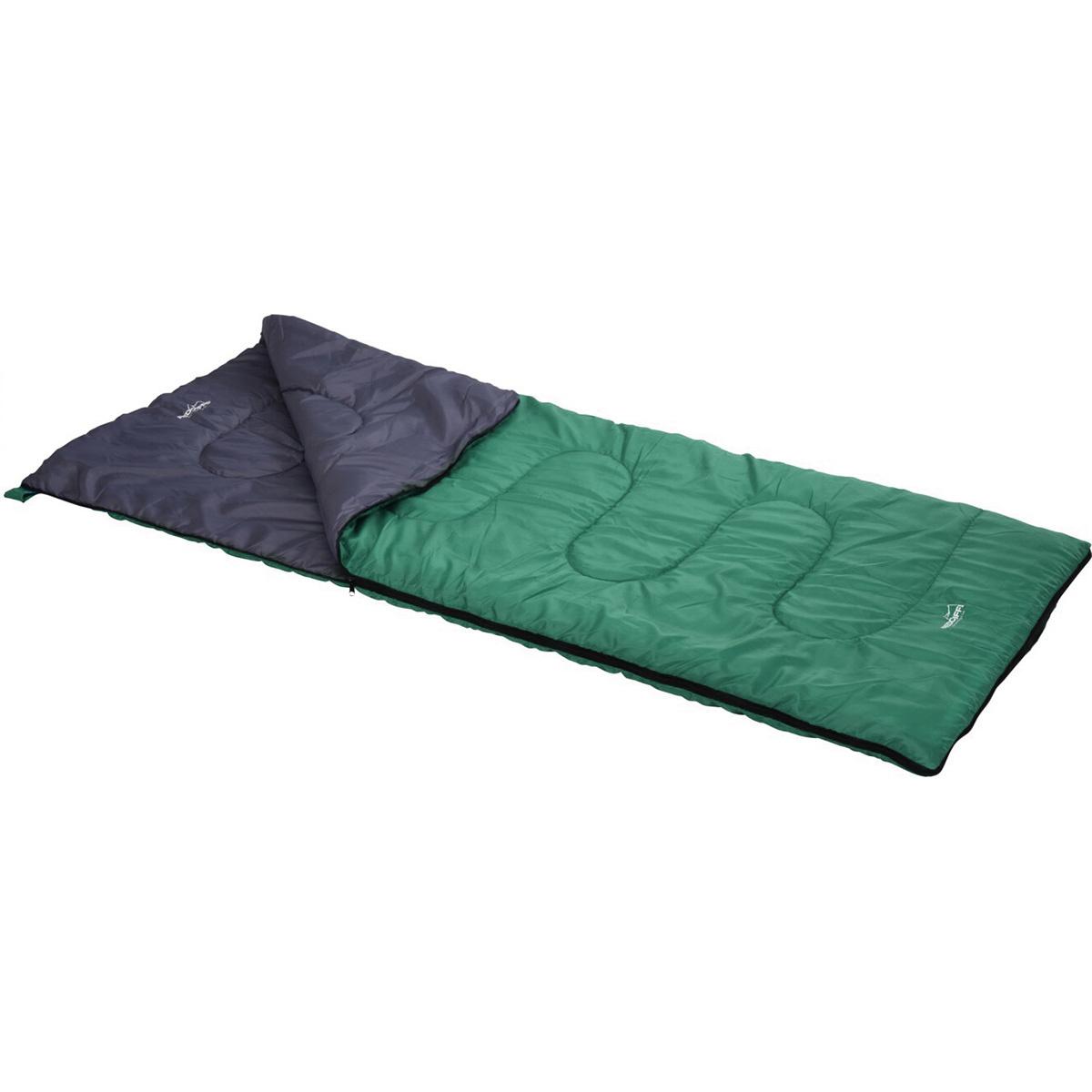 Redclifs Sac de dormit 180 x 74 cm, verde imagine 2021 e4home.ro