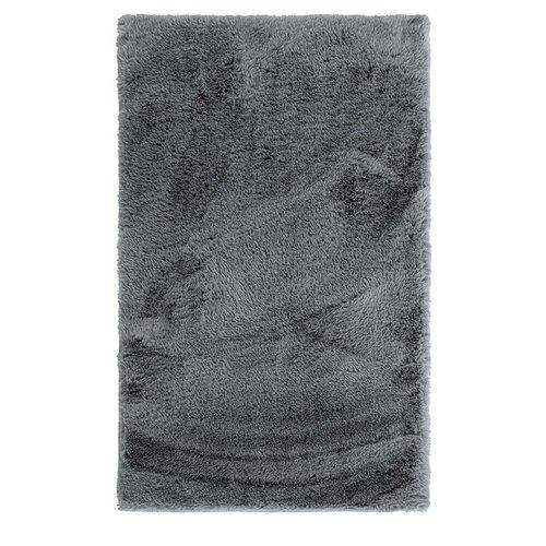 AmeliaHome Lovika szőrme, sötétszürke, 100 x 150 cm