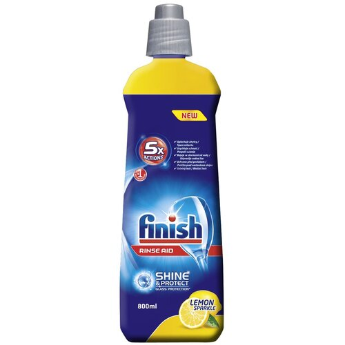 Finish Shine  Dry Lemon leštidlo 800 ml,