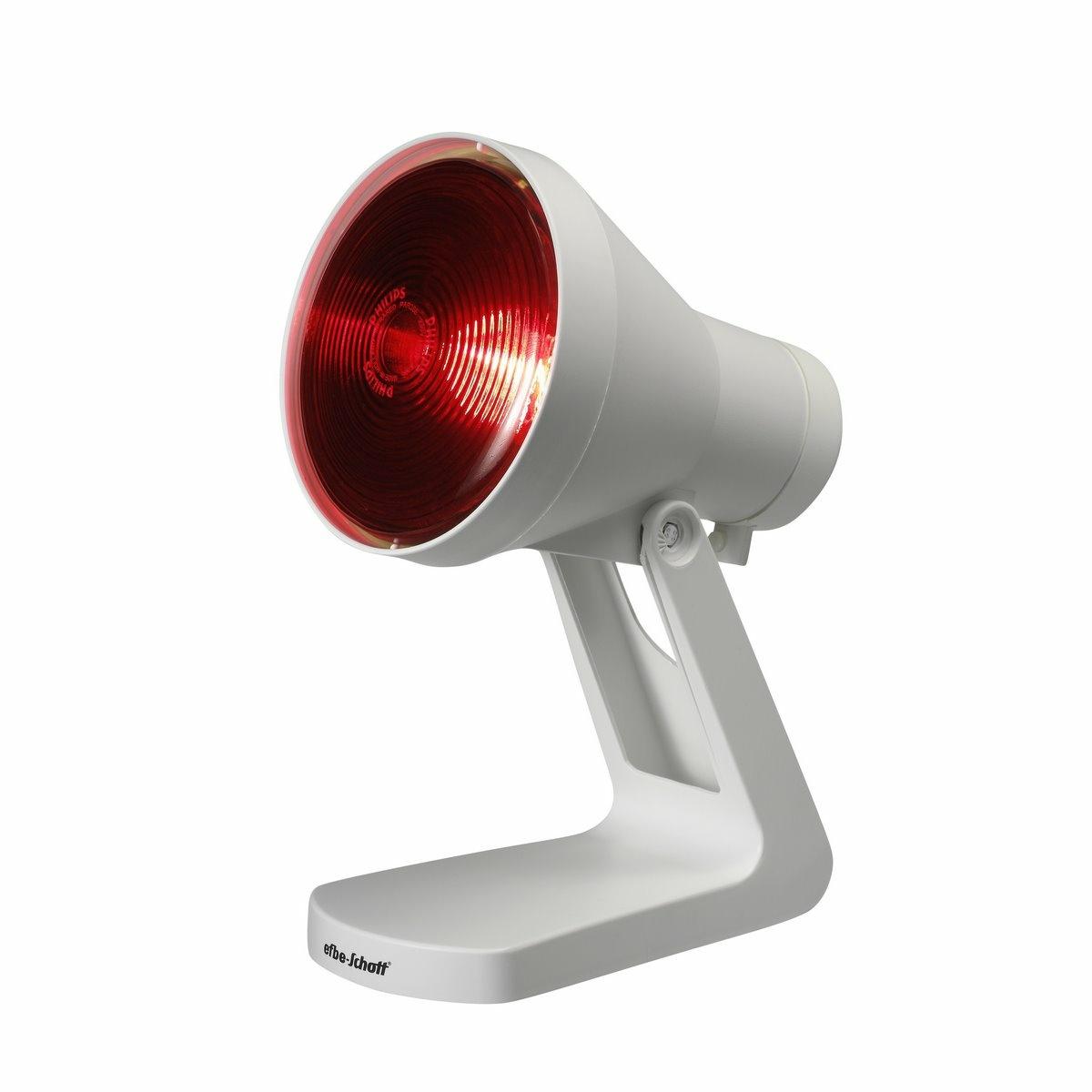 Lampă infraroșu EFBE-SCHOTT IR 812 cu becinfraroșu 150 W PHILIPS imagine 2021 e4home.ro