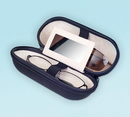 Pouzdro na brýle černé
