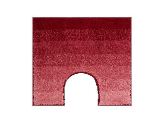 WC předložka Grund RIALTO vínová, 55 x 50 cm