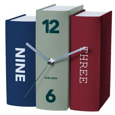 Karlsson 5629 Designové stolní hodiny, 20 cm