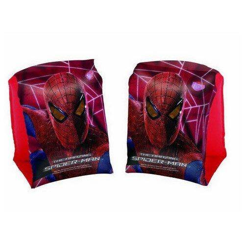 Bestway Nafukovací rukávky Spiderman, 3 - 6 let
