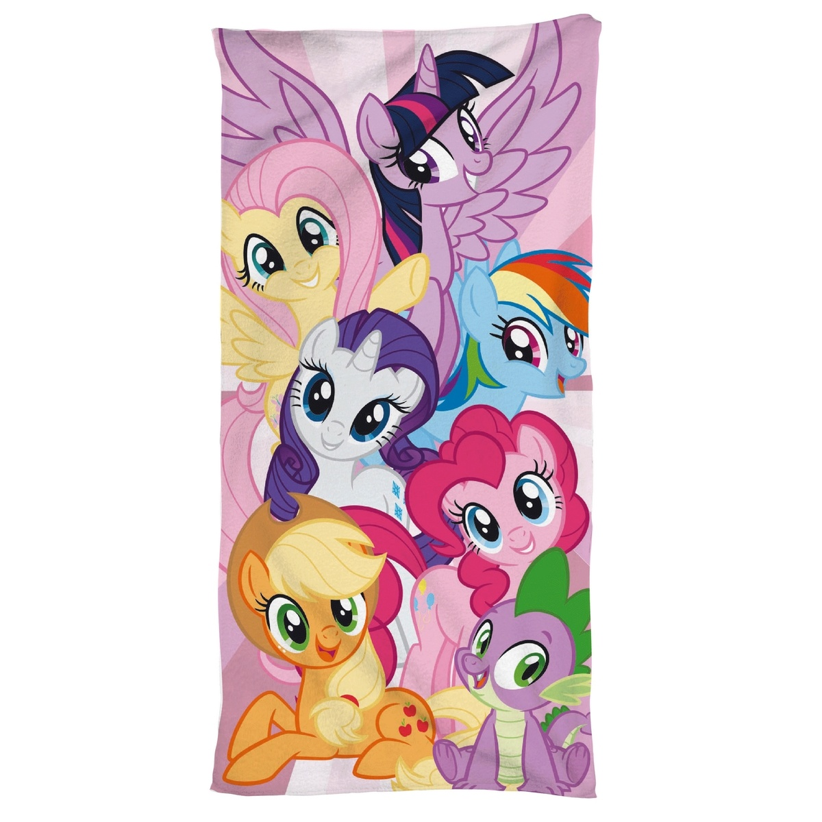 Jerry Fabrics Osuška My Little Pony 095, 70 x 140 cm