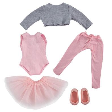 Addo B - Friends Oblečenie Ballerina, 5 dielov