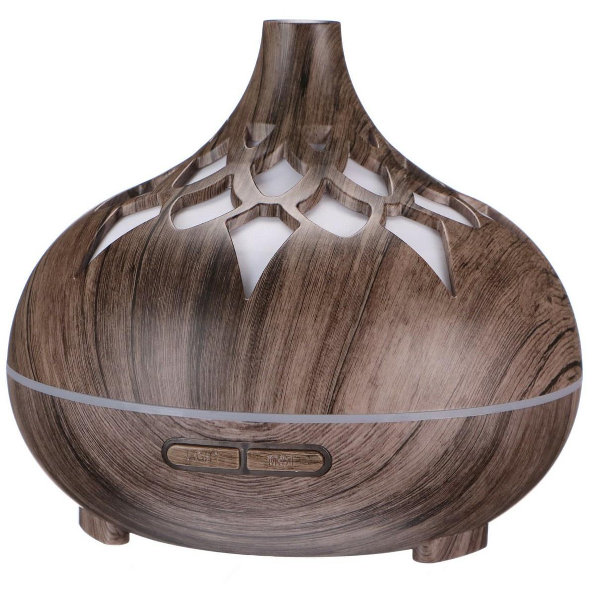 Sixtol Aróma difuzér Palm sivé drevo, 500 ml