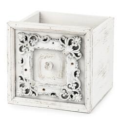Osłonka na doniczkę Romantic 18 x 18 cm