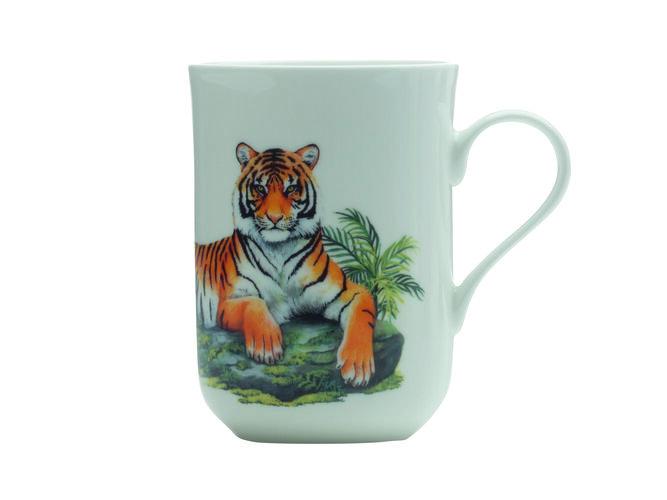 Maxwell & Williams Animals Tygr hrnček 300 ml