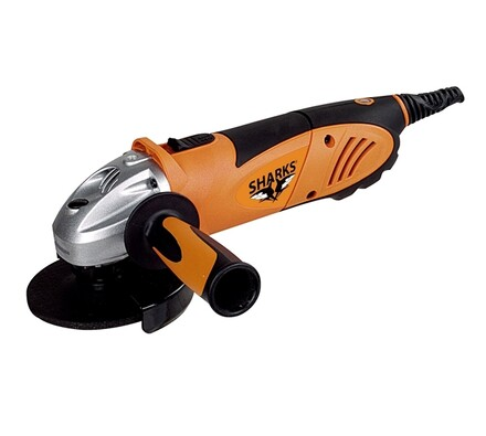 Sharks SH 115 úhlová bruska oranžová