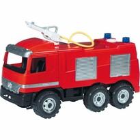 Lena Wóz strażacki z wężem wodnym Mercedes, 60 cm