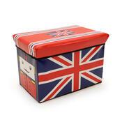 Úložný box britská vlajka