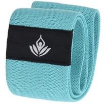 XQ Max Odporová guma na posilování Yoga Band, zelená