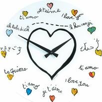 Nextime Loving you 8030 nástěnné hodiny