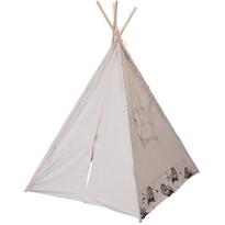 Lion gyerek Teepee indián sátor, 160 x 103 cm