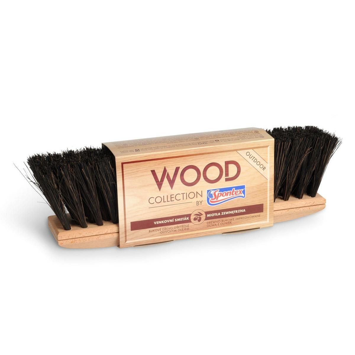 Wood Collection miotełka na zewnątrz