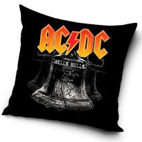 Povlak na polštářek AC/DC Hells Bells, 45 x 45 cm