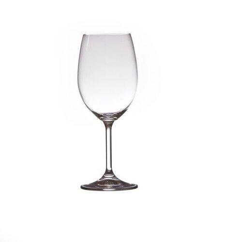Crystalex 6-dielna sada pohárov na víno Lara, 350 ml