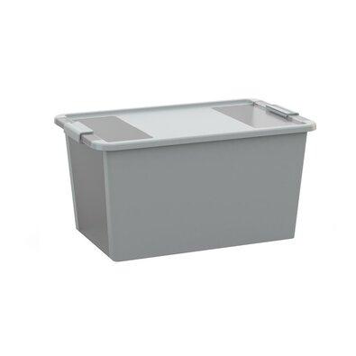 KIS Úložný box Bi Box L 40 l, šedá