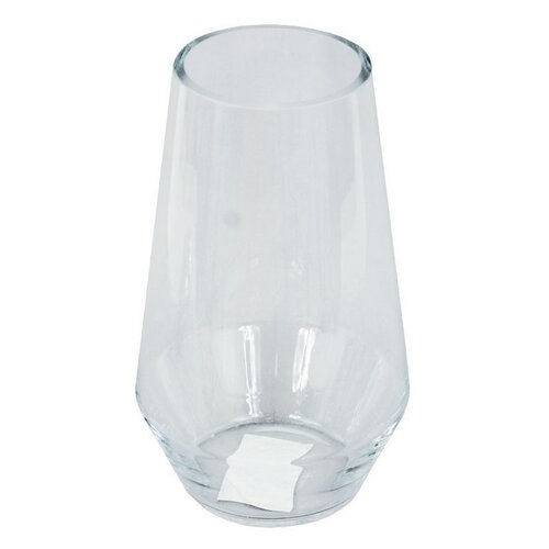 Wazon szklany Reillon przezroczysty, 25 cm
