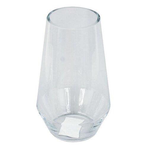 Üveg váza Reillon, 25 cm