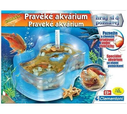 Hra Pravěké akvárium Albi