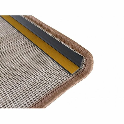 Nášľap na schody Udinese obdĺžnik béžová, 24 x 65 cm