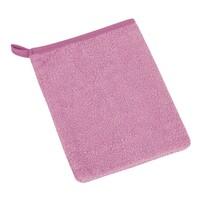 Cârpă frotir roz deschis, 17 x 25 cm