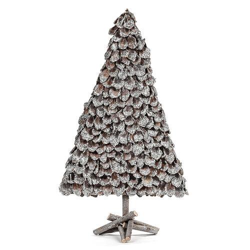 Drevený vianočný stromček 40 cm