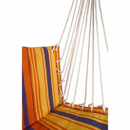 Cattara Závesné kreslo oranžová, 95 x 50 cm