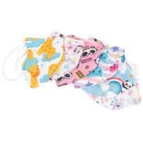 Mască de protecție respiratorie FFP2 pentru copii  – fete, set de 10 buc.