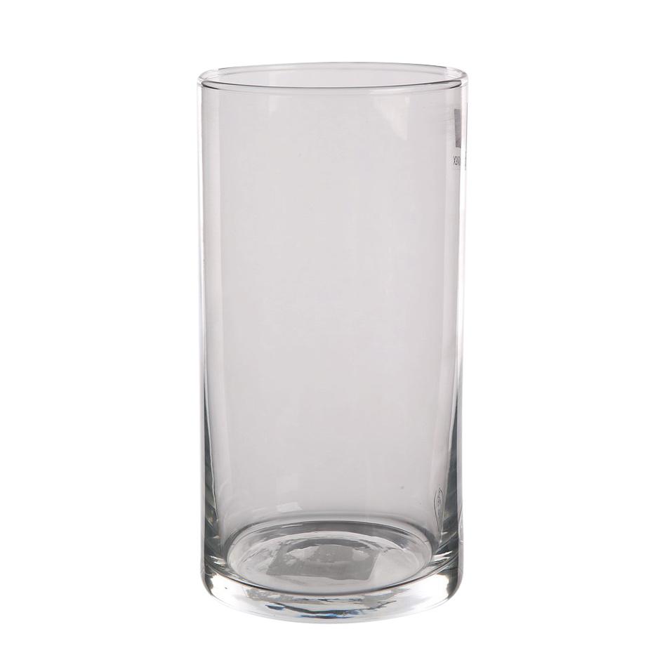 Altom Sklenená váza Dario, 20 cm