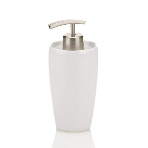 Kela Dávkovač mýdla Lima bílá, 350 ml