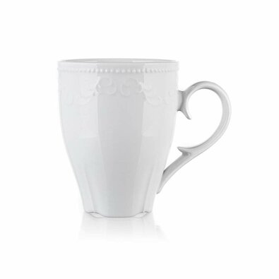 Banquet Porcelánový hrnček CAITLIN, 340 ml
