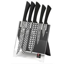 Amefa 6-dielna sada nožov v stojane Mono Geo