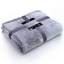 DecoKing Fluff takaró, szürke, 150 x 200 cm