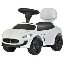 Buddy Toys BPC 5131 Odrážadlo Maserati Grand Cabrio, biela
