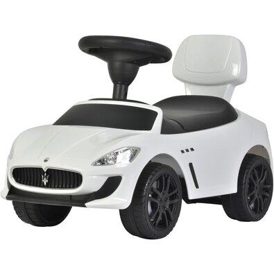 Buddy Toys BPC 5131 Odstrkovadlo Maserati Grand Cabrio, bílá