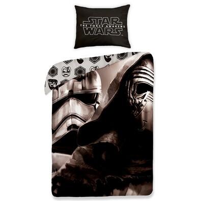 Dětské bavlněné povlečení Star Wars 457, 140 x 200 cm, 70 x 90 cm