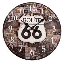 Route 66 fa falióra, átmérő: 34 cm