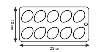Tescoma Silikónová formička na čokoládová veľkonočné vajíčka