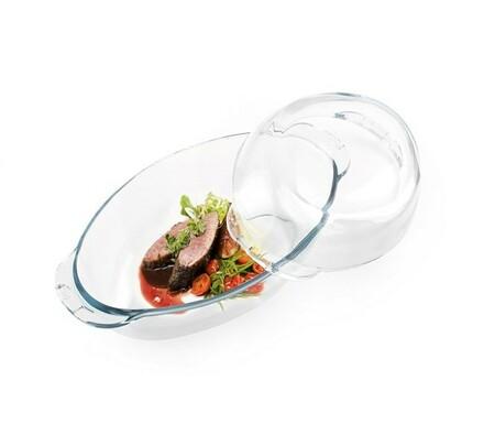 Banquet Pekáč s víkem ovál 4,2l
