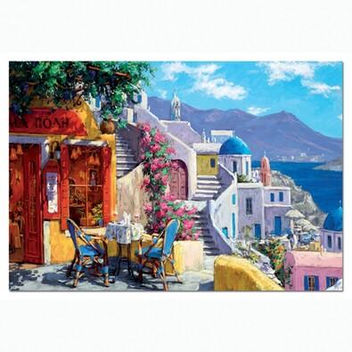 Puzzle Večer u Egejského moře