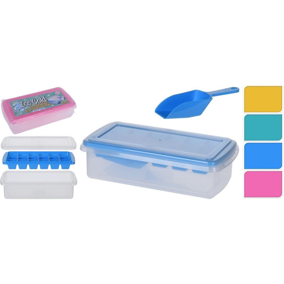 Koopman Box na výrobu ledu s lopatkou