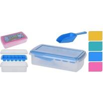 Box na výrobu ledu s lopatkou
