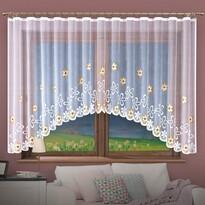 Záclona Chloris barevná, 280 x 130 cm